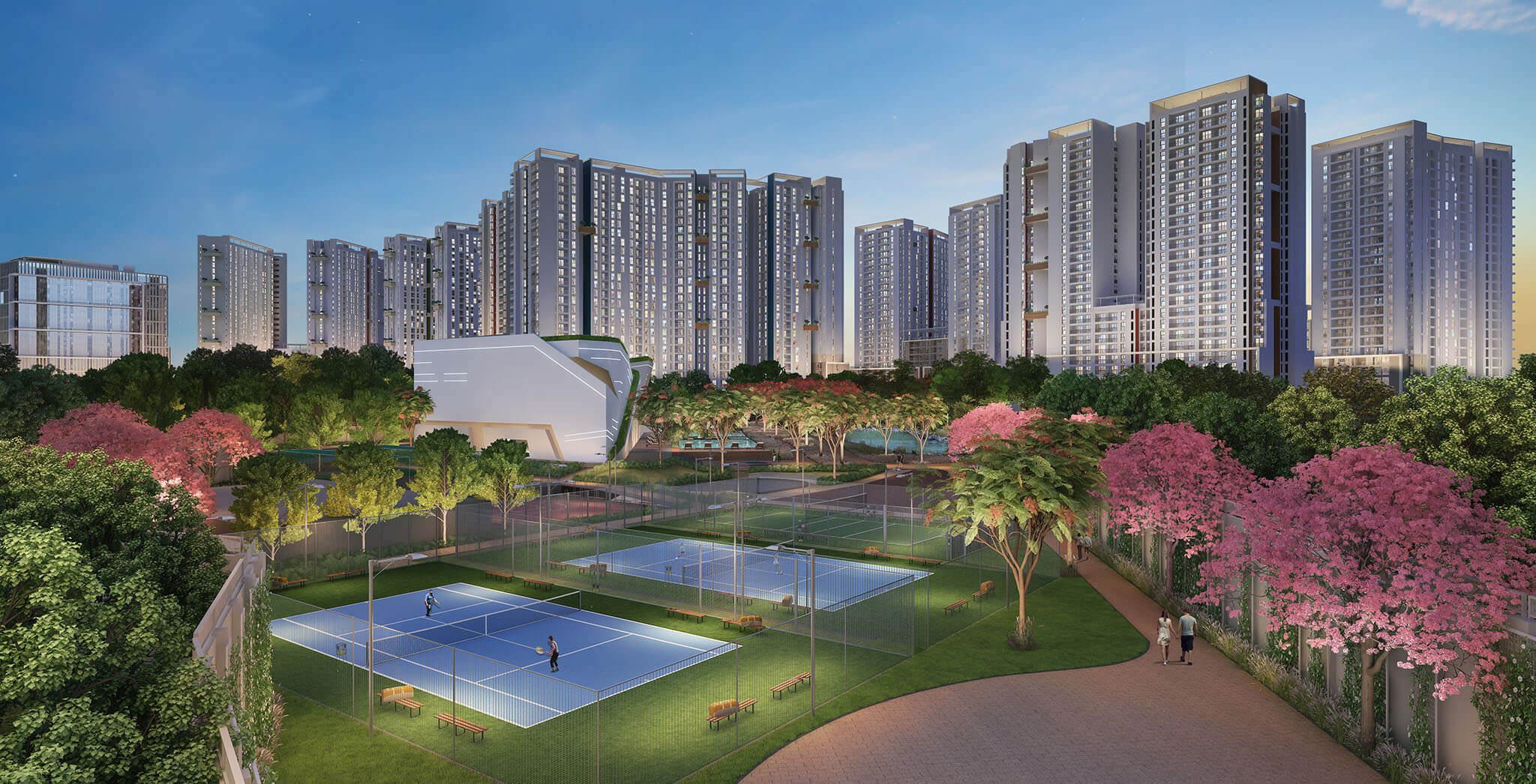 Brigade Apartments Cornerstone Paradise Utopia Bangalore